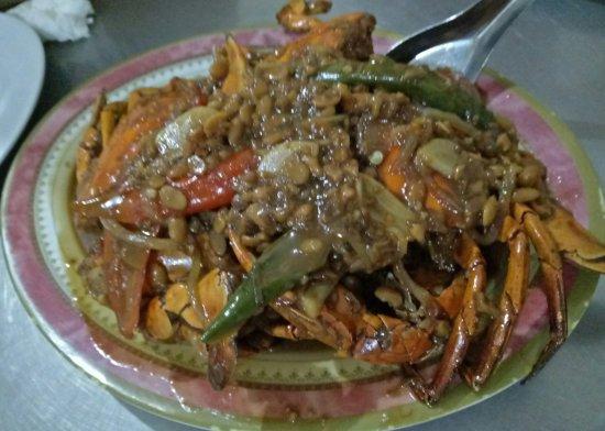 Kepiting Nyoto Roso