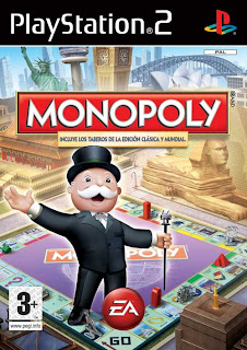 Monopoly Worldwide Edition (PS2) 2008