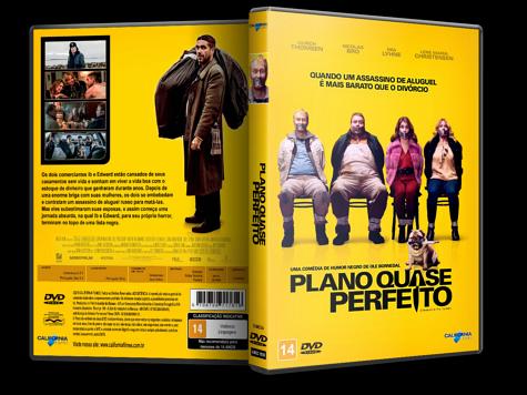 Capa DVD Plano Quase Perfeito