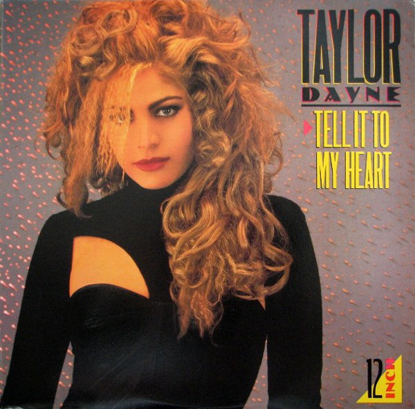 Sucessos De Sempre Taylor Dayne Tell It To My Heart