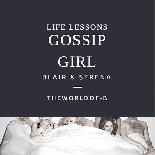 Can Gossip Girl Teach Anything?