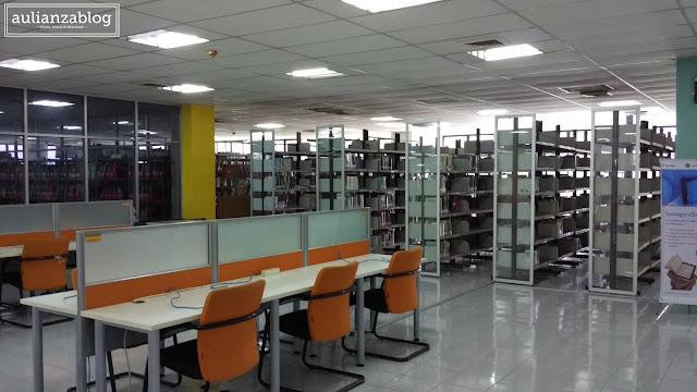 IMG 20170404 094836 - Perpustakaan Unsyiah -  Dengan Perpaduan Konsep Minimalis Dan Modern