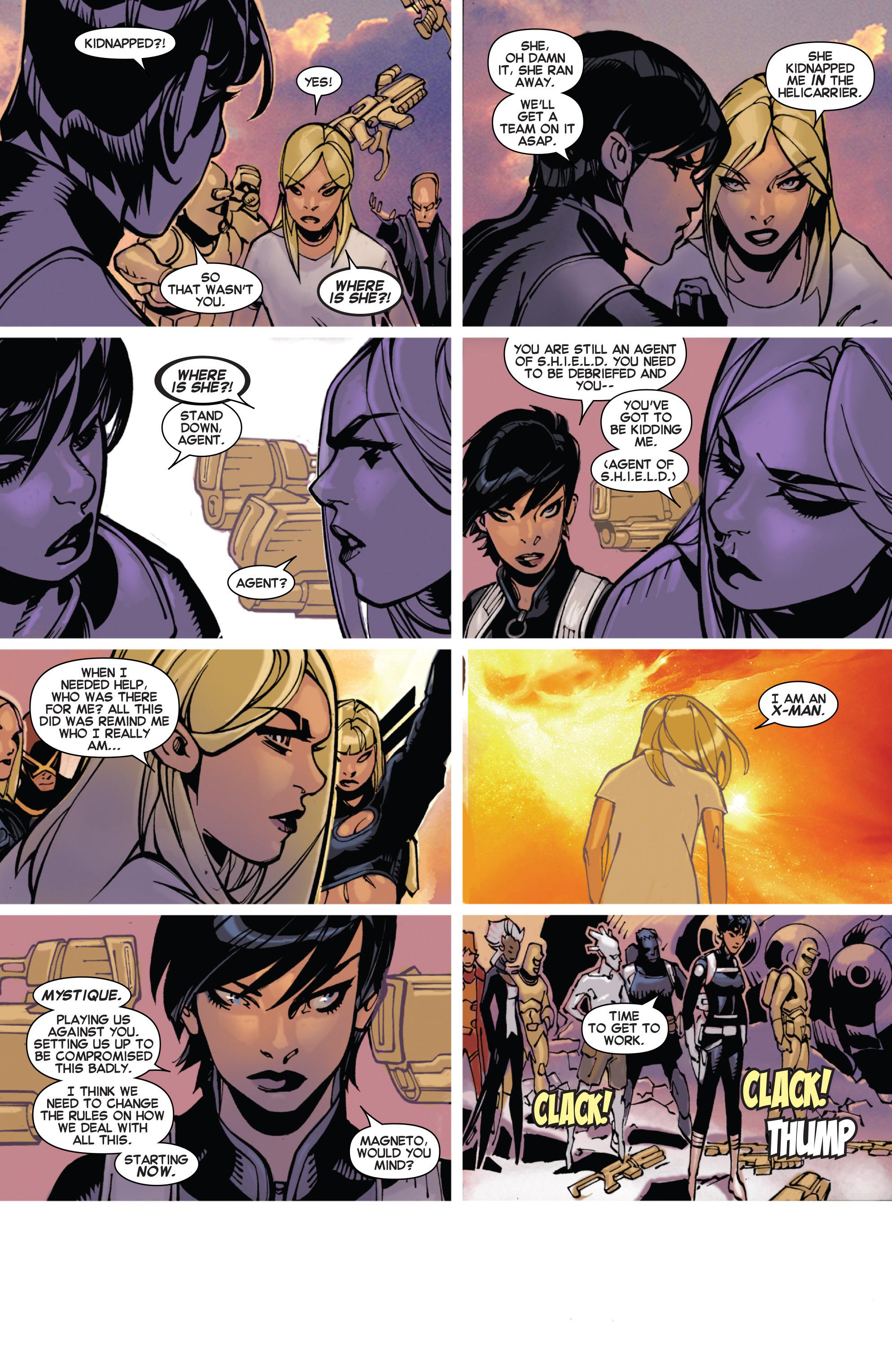 Read online Uncanny X-Men (2013) comic -  Issue #22 - 19