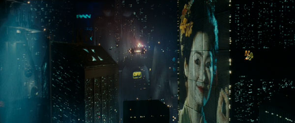 The amazing sci-fi images of Blade Runner