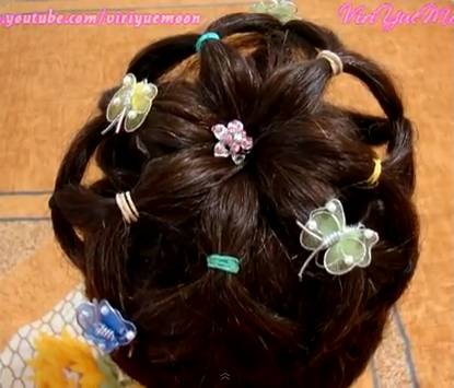 Peinados trenzas hairstyles google - Trenzas para nina ...