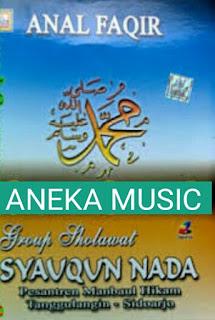 Mp3 Album Anal Faqir Syauqun Nada Group