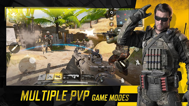 Call Of Duty : Mobile Unreleased [1 48 GB] [ App+Obb] { High