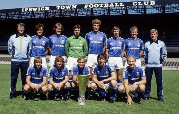 Copa da UEFA 1980-1981: Ipswich Town