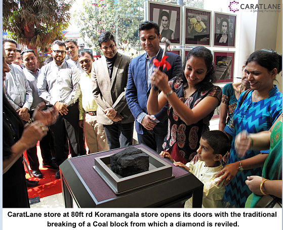 CaratLane opens its 2nd store in Bengaluru at Koramangala