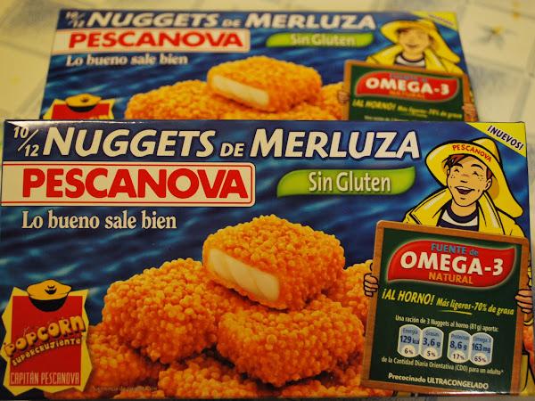 Nuggets de Pescanova