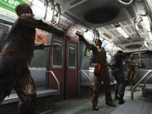 Imagem do Jogo Resident Evil OutBreak File #1 2004 PS2 Pt-Br