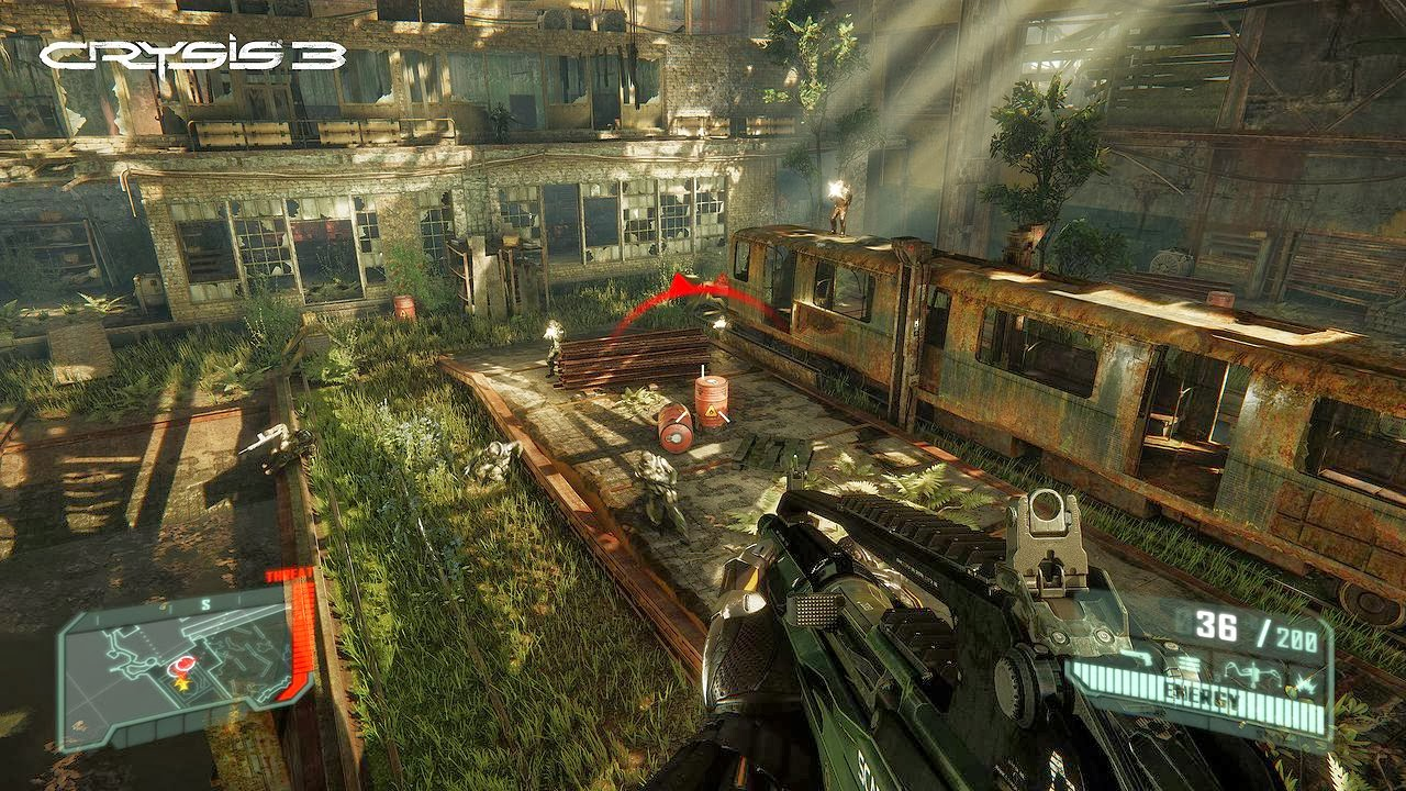 Download crysis 3 game for pc free full version 2018 working with.