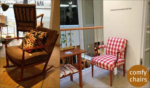 Stockholm, a pilgrimage to design store Svenskt Tenn