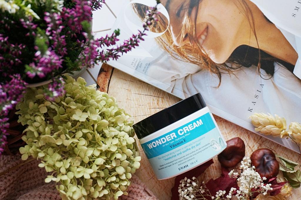 D'Ran wonder cream z witaminą E koreańska pielęgnacja twarzy