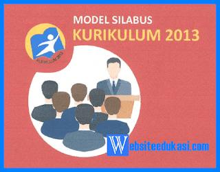 Model Silabus Tematik Terpadu SD/MI K13 Revisi 2018