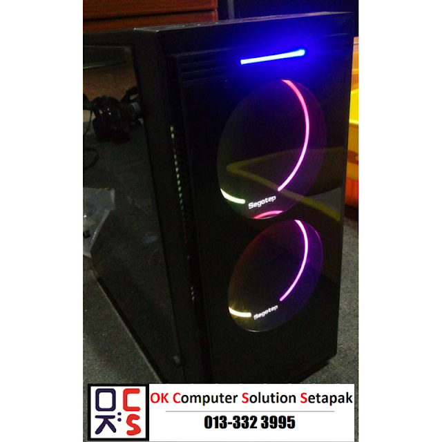 [SOLVED] DESKTOP CUSTOM TUKAR CASING | REPAIR COMPUTER SETAPAK