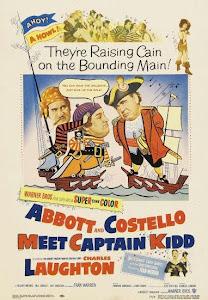 Abbott y Costello contra el capitán Kidd (1952) Descargar y ver Online Gratis