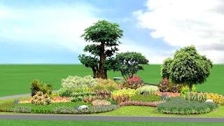 Desain Taman Surabaya - tukngtamansurabaya 2