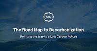 The Road Map to Decarbonization - Pointing the Way to a Low Carbon Future (Credit: Great Plains Institute) Click to Enlarge.
