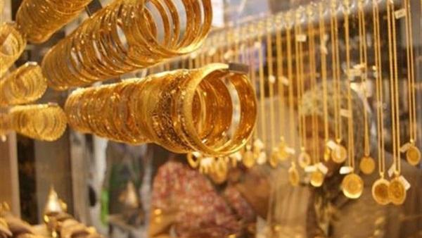 أسعار المعدن الأصفر الذهب فى اسبوع على مستوى السوق المحلى والعالمي