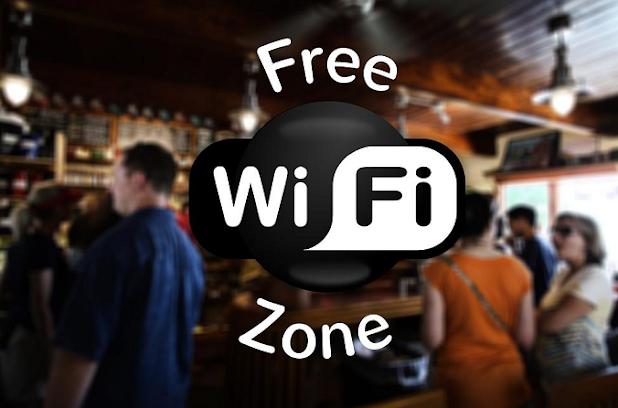 Business Wi-Fi Hotspots