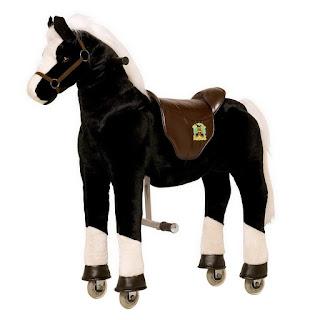 Small Foot Company großes Reitpferd Donner