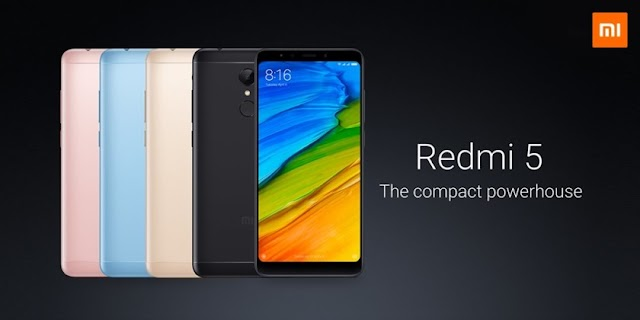 Mail app is missing on Redmi 5 phone