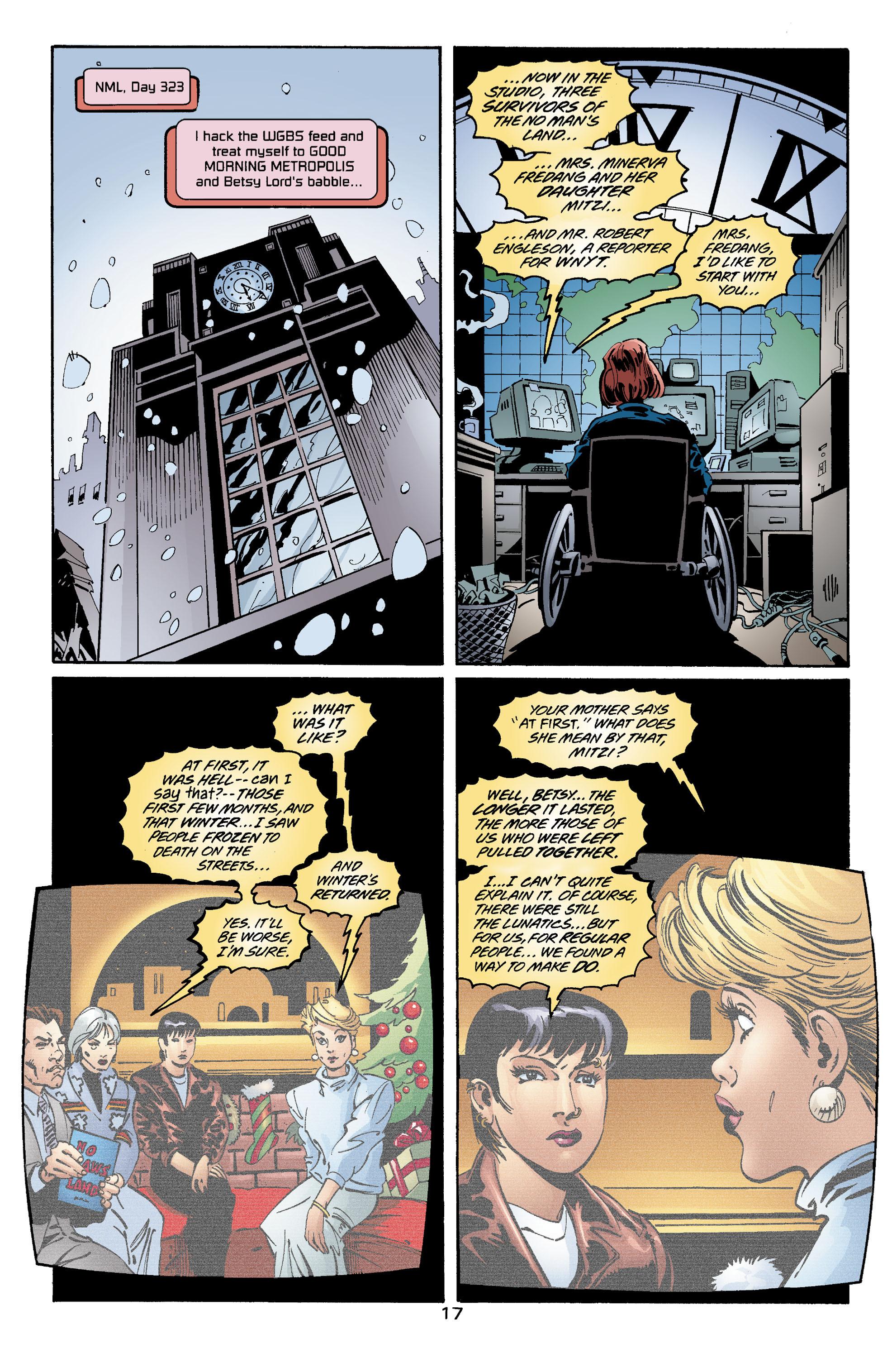 Detective Comics (1937) 740 Page 17