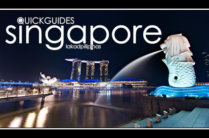 Singapore Travel Blog Guide Itinerary Expenses