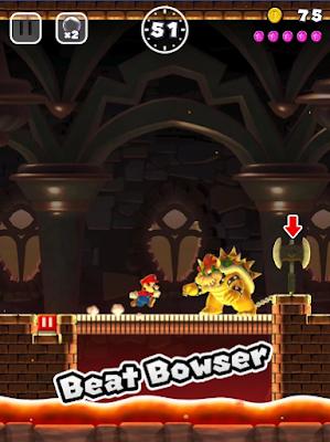 Download Super Mario Run Mod Apk Terbaru Gratis di akozo.net