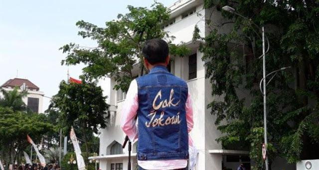 """Gelar """"Cak Jancuk"""" untuk Jokowi Tanda-tanda Kekalahan"""