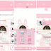 Fouad WhatsApp v7.40 Pink Girl Edition Latest Version Download Now By Ana