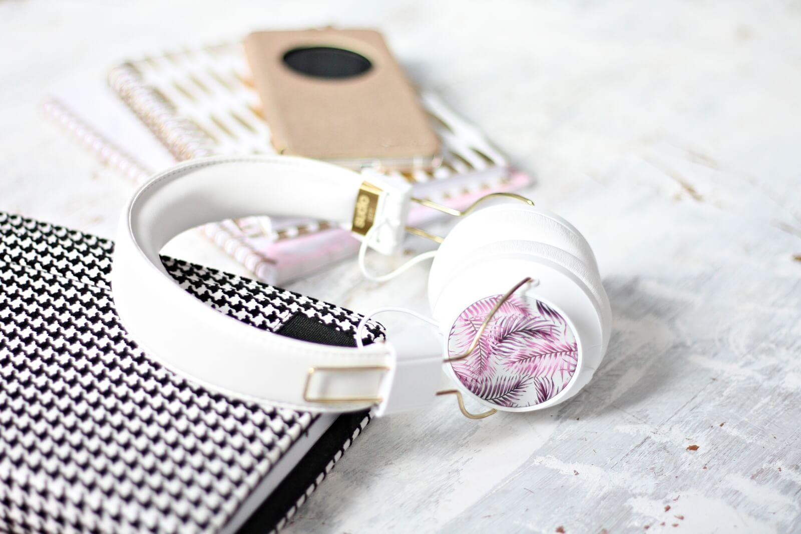 Słuchawki Sudio Sweden - Regent White