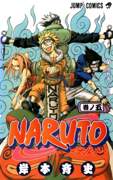 Bloco Clássicos: Naruto Clássico - Mangá - Parte 1   TV News Portal