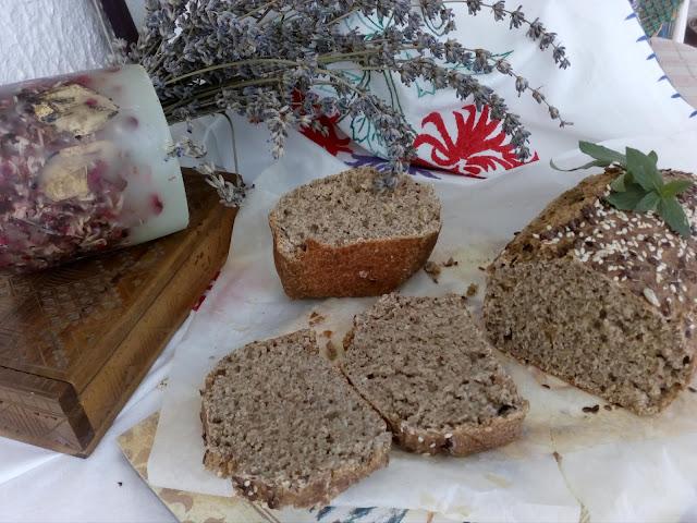 Crni integralni hleb