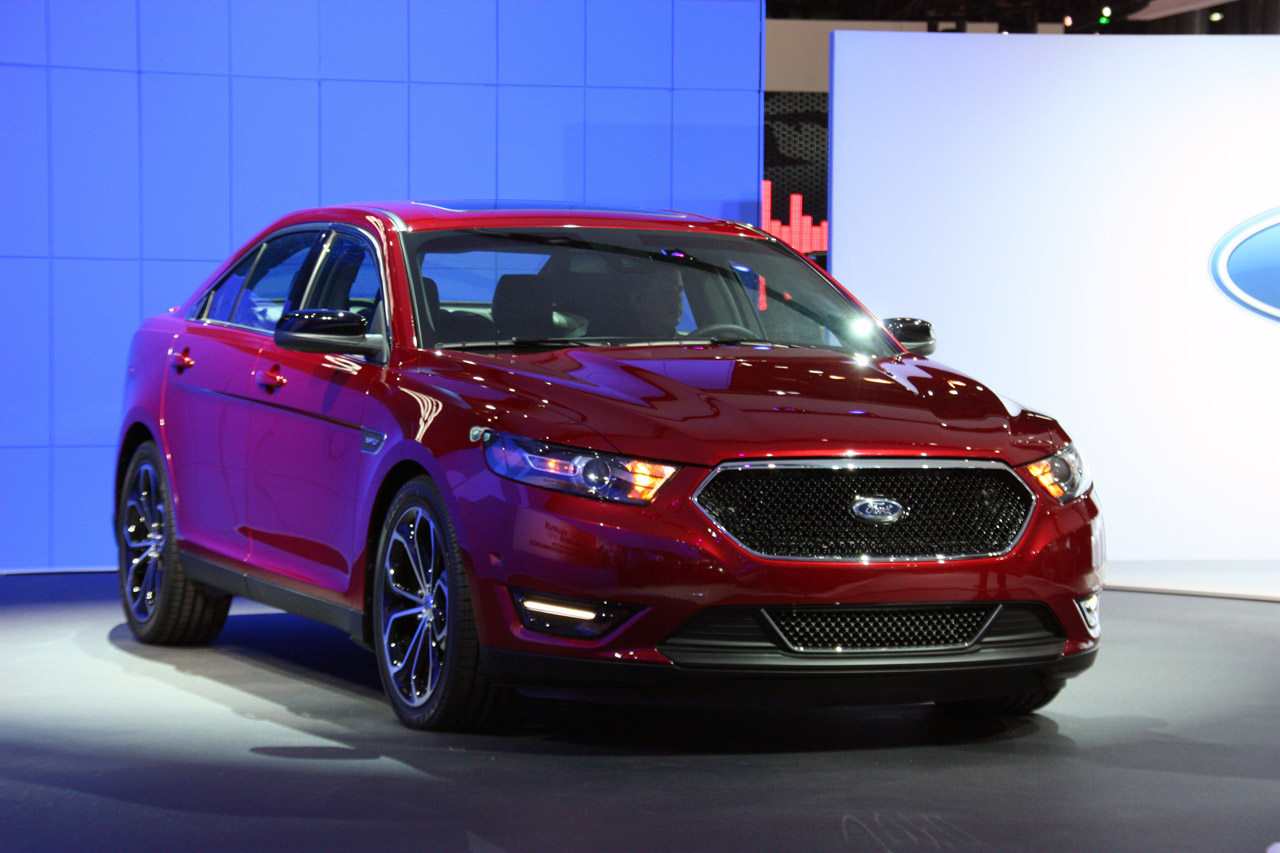 Sell My Car For Cash >> Ford Cars: 2013 Ford Taurus SHO