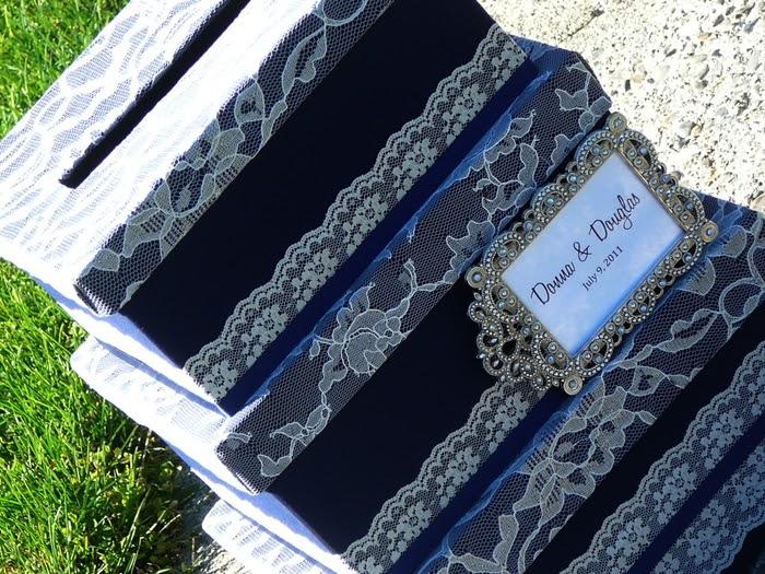 elegantly bound books large wedding cardgift boxes