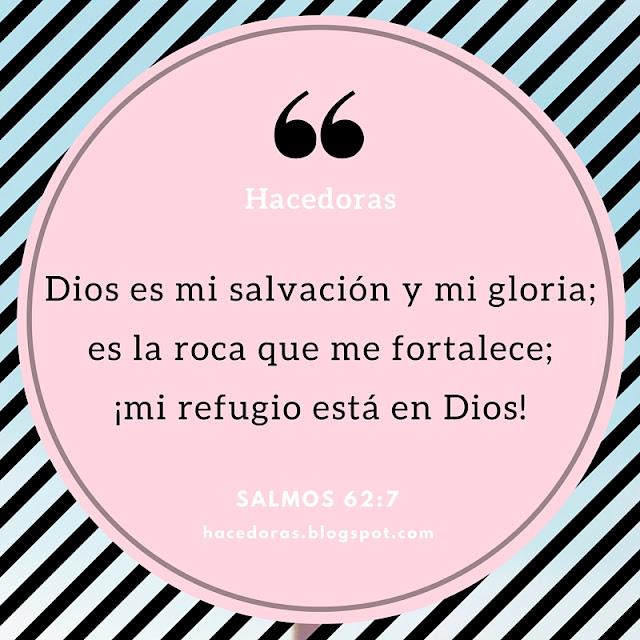 Dios es mi roca eterna