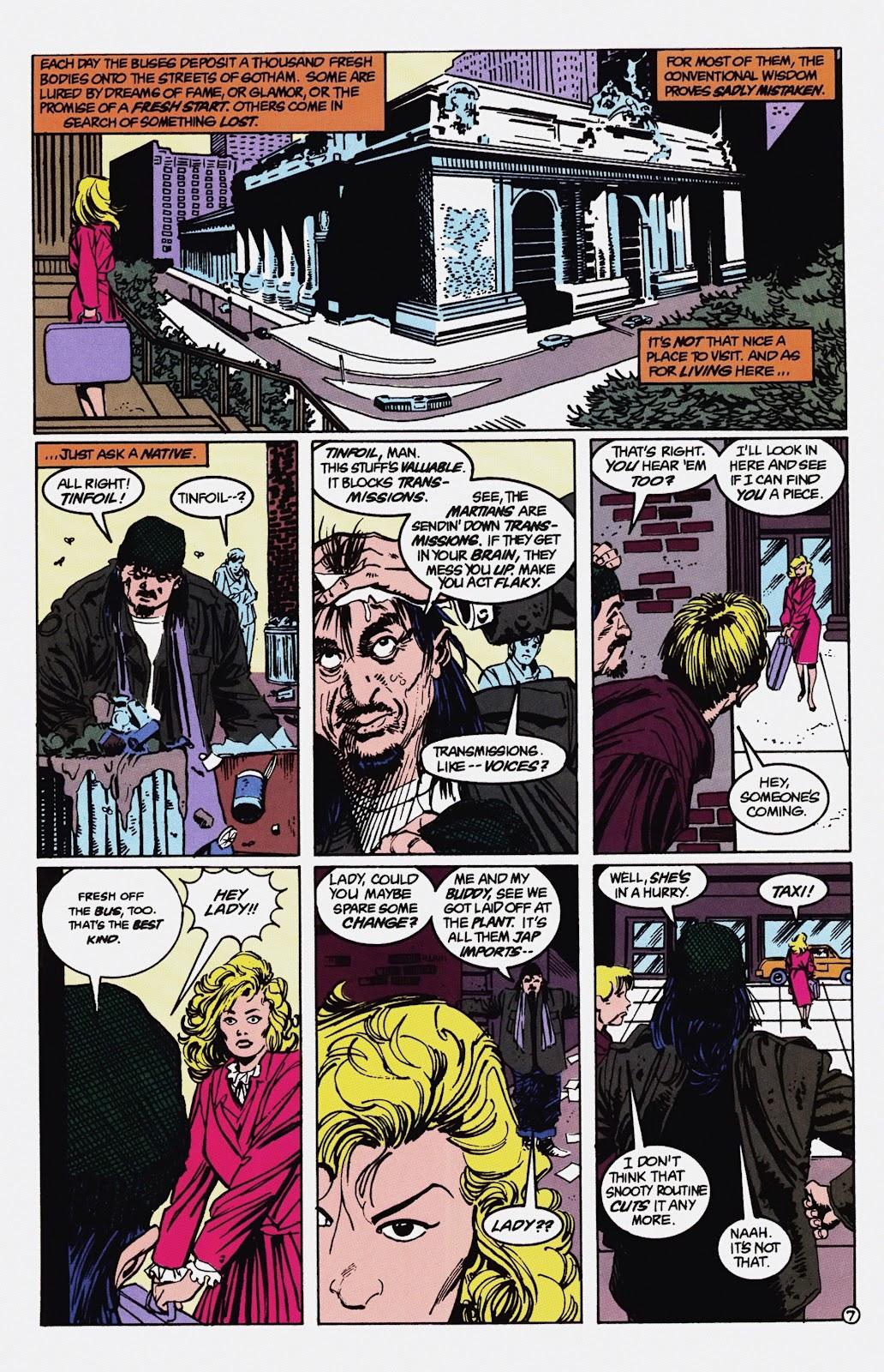 Read online Detective Comics (1937) comic -  Issue # _TPB Batman - Blind Justice (Part 1) - 12