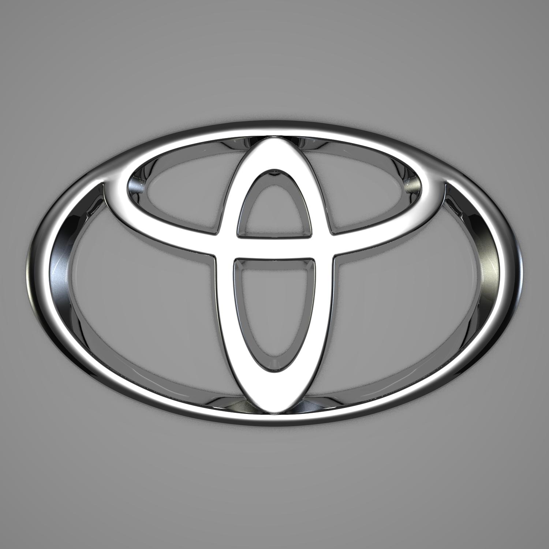 Toyota Logo 2013 Geneva Motor Show