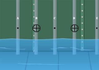 Juego Escape Room With Water Solución