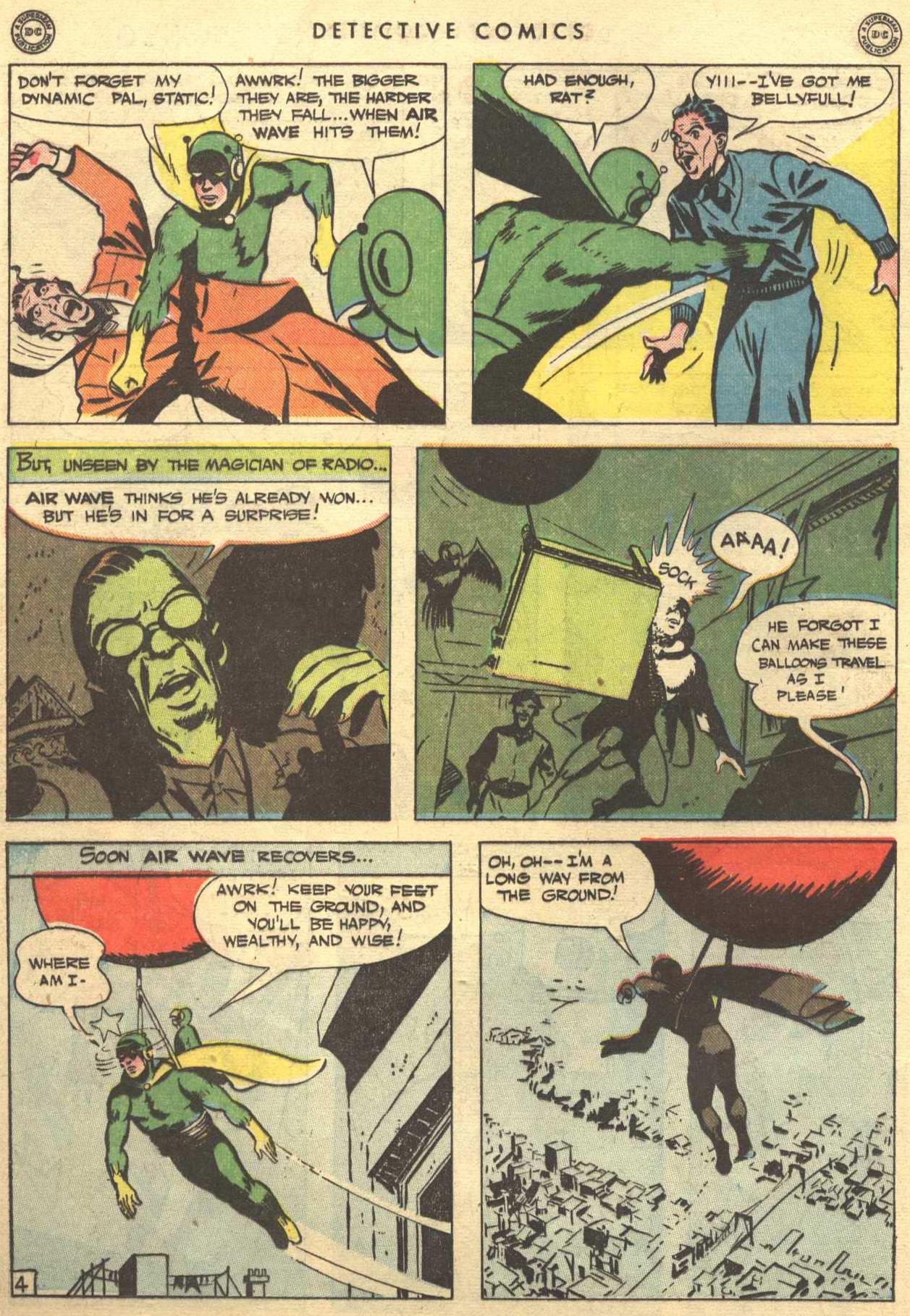 Read online Detective Comics (1937) comic -  Issue #104 - 34