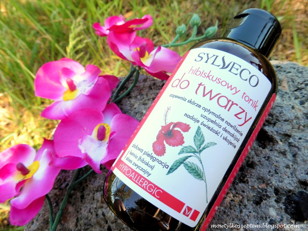 sylveco-tonik-hibiskusowy, sylveco-tonik-do-twarzy