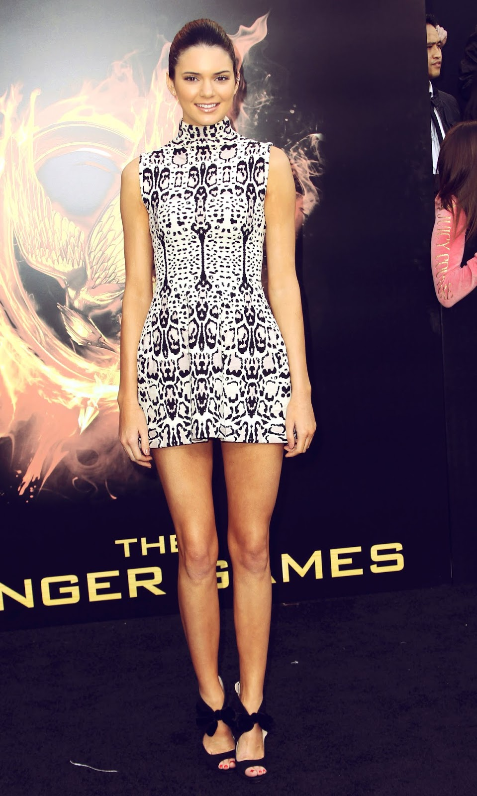 12- At The Hunger Games Los Angeles Premiere on March 12, 2012