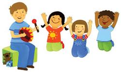 Berbagi Kreatifitas Lagu Anak Craft Alat Peraga Dekorasi