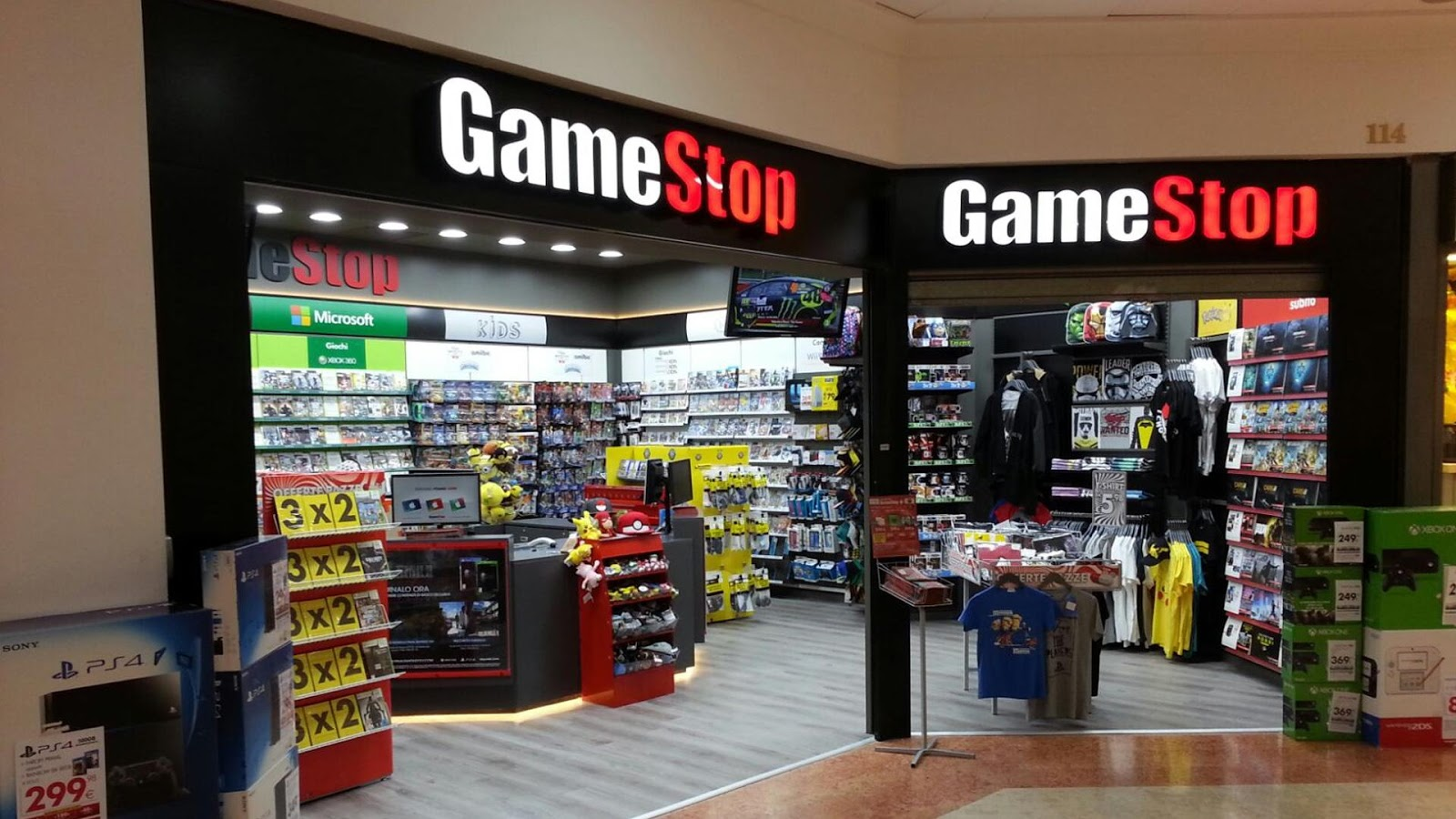 The Newest Rant My Quick Thought On Gamestop Testing Out