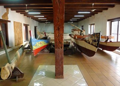 Mengenal Sejarah Kelautan di Museum Bahari Jakarta
