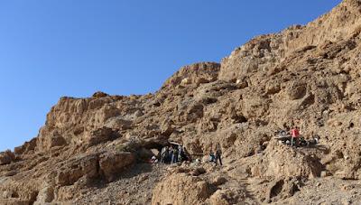 «Πολύ σημαντική η ανακάλυψη της σπηλιάς που φιλοξενούσε Χειρόγραφα της Νεκράς Θάλασσας»