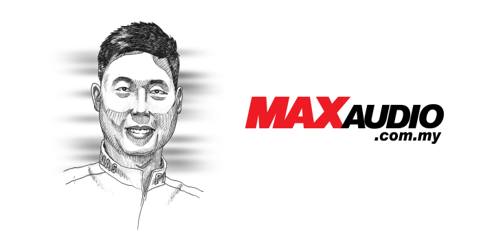 MaxAudio founder - William Wong