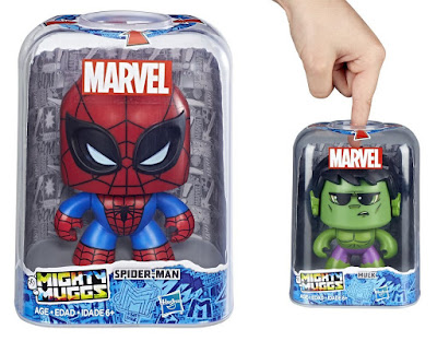 Marvel Mighty Muggs Mini Figures by Hasbro 0